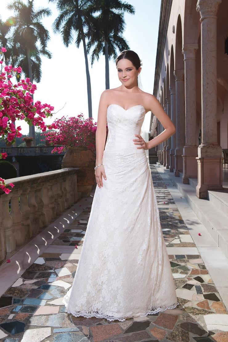 Justin Alexander Sweetheart Style #6065 Image