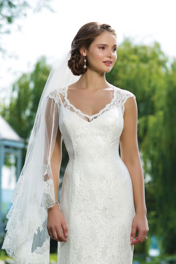 Justin Alexander Sweetheart Style #6101 Image
