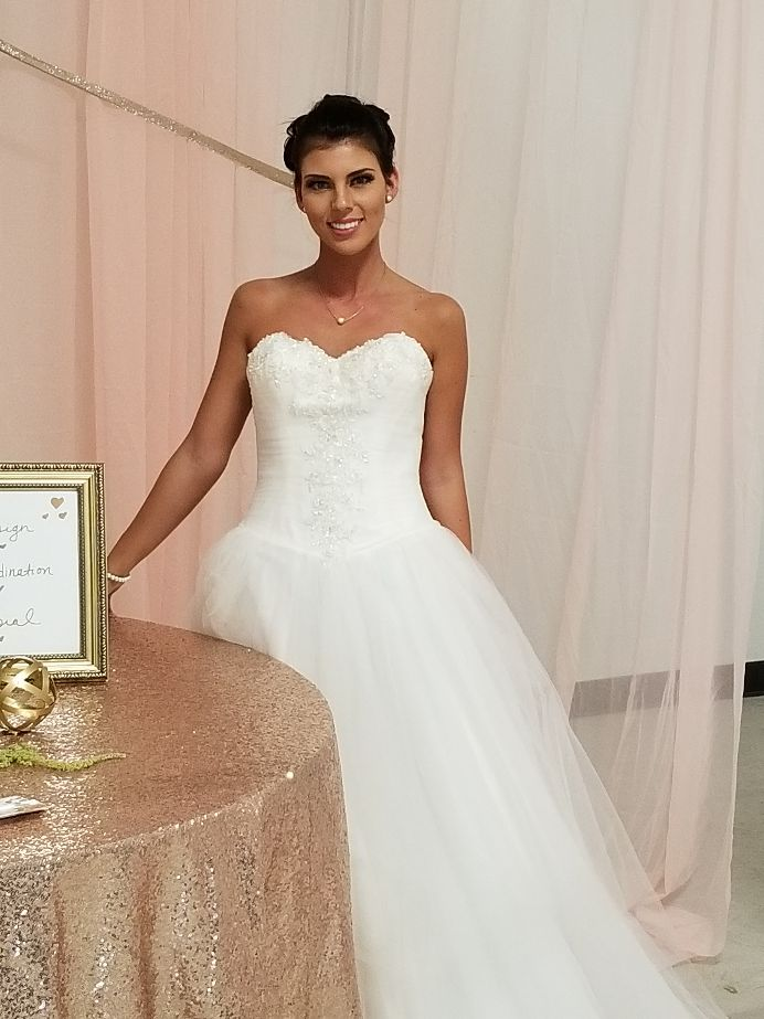 Justin Alexander Sweetheart Style #6106 Image
