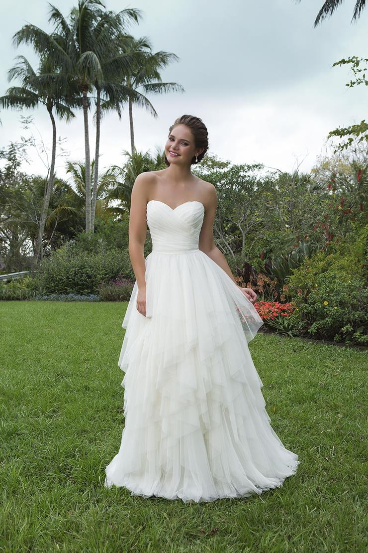 Justin Alexander Sweetheart Style #6119 Image
