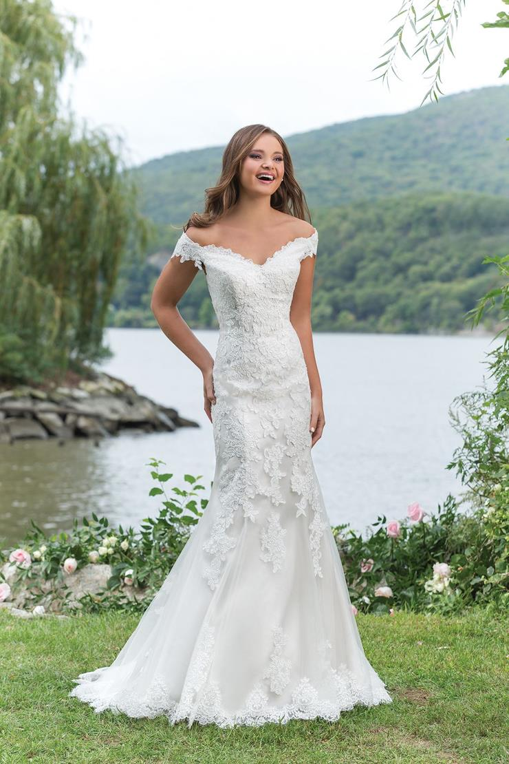 Justin Alexander Sweetheart Style #6155 Image